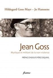 Jean Goss, mystique et militant de la non-violence